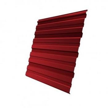Профнастил С10 RAL 3003 (рубиново-красный)