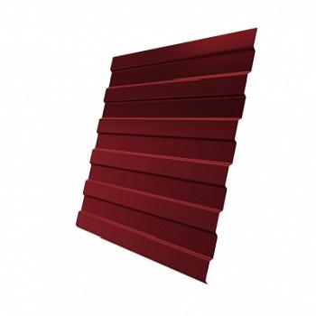 Профнастил С8 RAL 3011 (коричнево-красный)