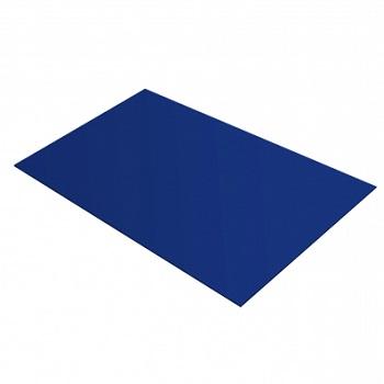 Гладкий лист 1250 Ral 5002 Pe Ультрамариново-синий