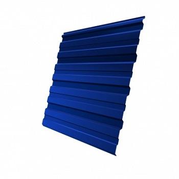 Профнастил С10 RAL 5005 (сигнальный синий)