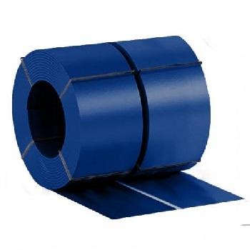Штрипс с полимерным покрытием Ral 5005 (сигнально-синий)