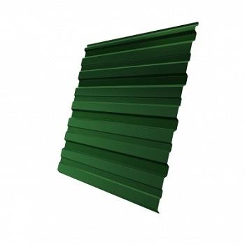 Профнастил С10 RAL 6002 (лиственно-зеленый)