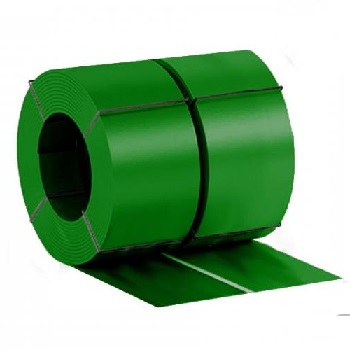 Штрипс с полимерным покрытием Ral 6002 (лиственно-зеленый)