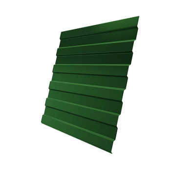 Профнастил С8 RAL 6002 (лиственно-зеленый)