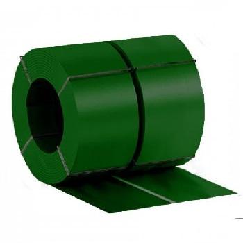Штрипс оцинкованный с полимерным покрытием Ral 6005