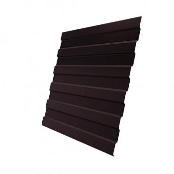 Профнастил С8 RAL 8017 (шоколадно-коричневый)