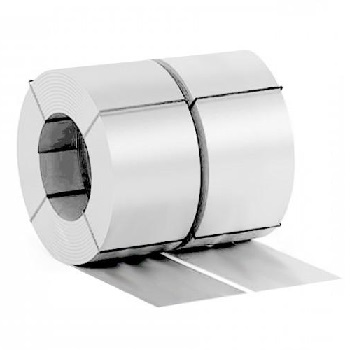 Штрипс с полимерным покрытием Ral 9003 - белый