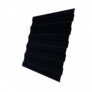 Профнастил С8 RAL 9005 (Черный)