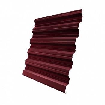 Профнастил НС35 Ral 3005 (красное вино) двухсторонний