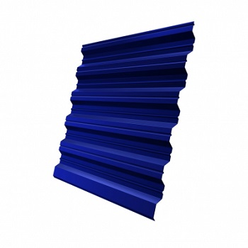 Профнастил НС35 Ral 5002 (Ультрамариново-синий)
