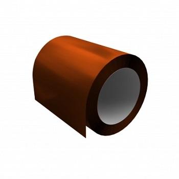Оцинкованный рулон с полимерным покрытием Ral 2004 (Оранжевый)