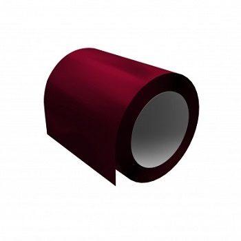Оцинкованный рулон с полимерным покрытием Ral 3003 (рубиново-красный)