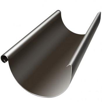 Желоб полукруглый, 125 мм, 3 м, RR32