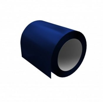 Оцинкованный рулон с полимерным покрытием Ral 5002 (ультрамариново-синий)