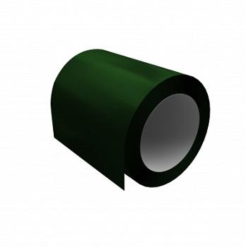 Оцинкованный рулон с полимерным покрытием Ral 6002 (лиственно-зеленый)