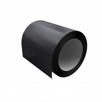 Оцинкованный рулон с полимерным покрытием Ral 7004 (сигнальный серый)