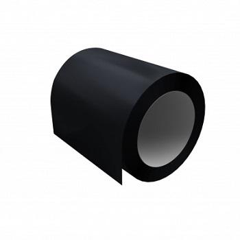 Оцинкованный рулон с полимерным покрытием Ral 7024 (мокрый асфальт)