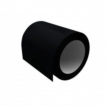 Оцинкованный рулон с полимерным покрытием Ral 9005 (черный)
