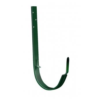 Крюк длинный 125 мм RAL 6005 зеленый мох