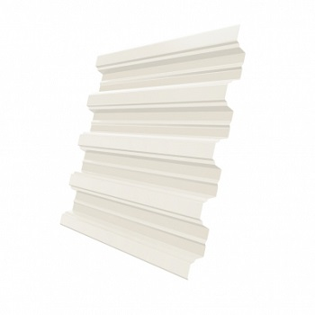 Профнастил Н75 Ral 9002 (Серо-белый)