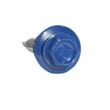 Саморезы 4,8х35 RAL 5005 Сигнальный синий