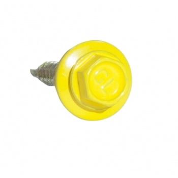 Саморезы 5,5х19 RAL 1018 Желтый цинк