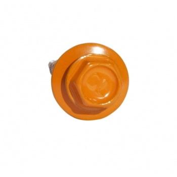 Саморезы 5,5х19 RAL 2004 Оранжевые