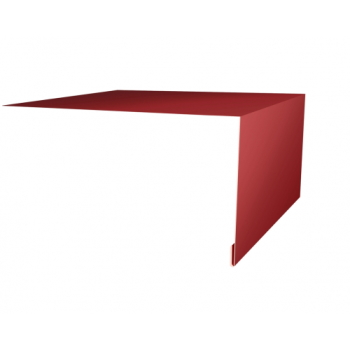 Планка околооконная простая 200х75 Ral3011