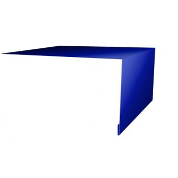 Планка околооконная простая 200х75 Ral5002
