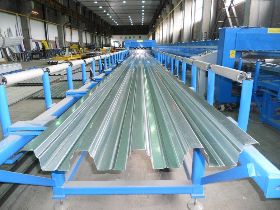 Производство профлиста Н75-750