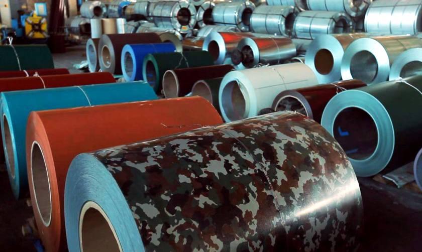 сталь с полимерным покрытием