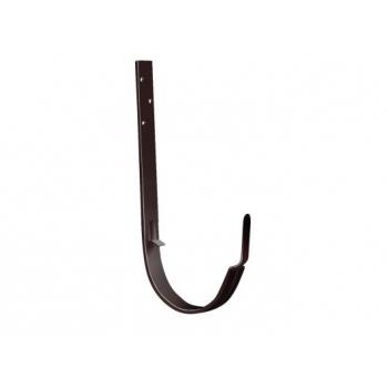 Крюк длинный 150 мм RAL 8017 шоколад