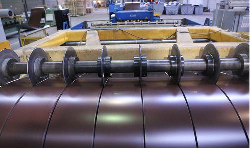 Производство штрипса