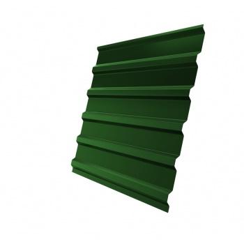 Профнастил С20 RAL 6002 лиственно-зеленый