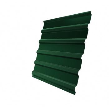 Профнастил С20 RAL 6005 зеленый мох