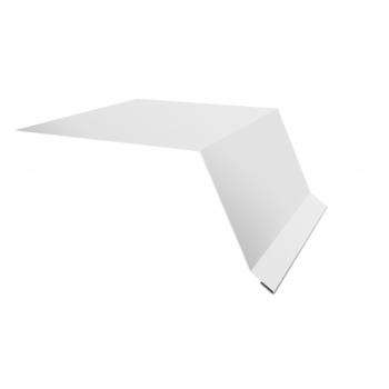 Планка капельник ral 9003