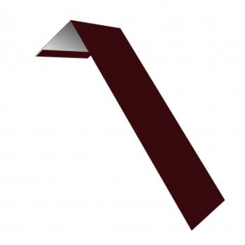 Лобовые планки Ral 3005 Винно-красный