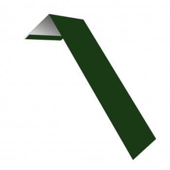 Планка лобовая 190х50 0,45 PE RAL 6002