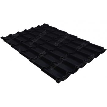 классик 0,45 Drap RAL 9005 черный