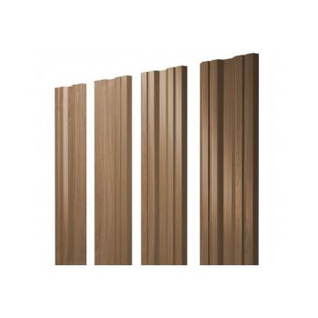 Штакетник Twin 0,45 Print Twincolor Honey Wood медовое дерево