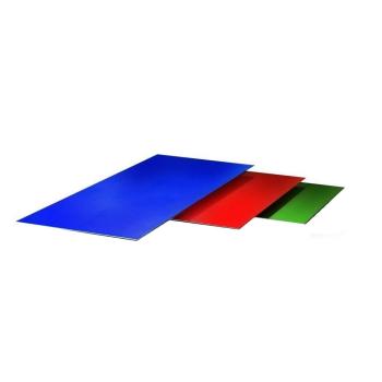 Гладкий лист оцинкованный и с полимерным покрытием