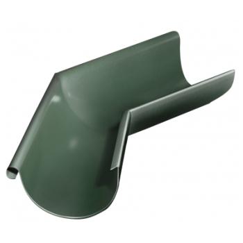 Угол желоба внешний 135 гр 125 мм RR 11 темно-зеленый