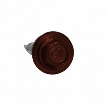 Саморезы 5.5х25 RR 32 Темно-коричневые