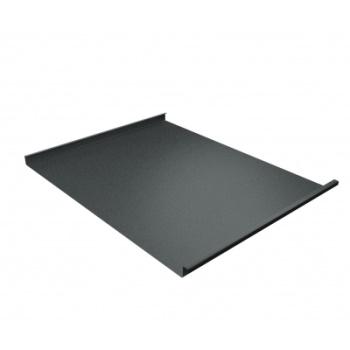 Фальц двойной стоячий RAL 7016 антрацитово-серый