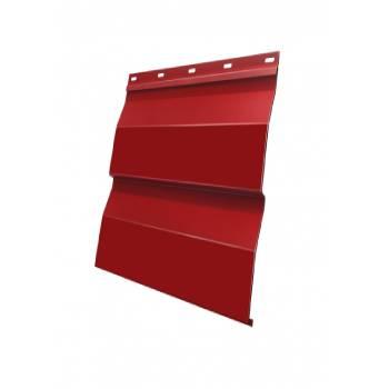 Корабельная Доска 0,265 0,45 PE RAL 3003 рубиново-красный