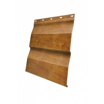 Корабельная Доска 0,265 Grand Line 0,45 Print Elite Golden Wood