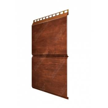 ЭкоБрус 0,345 Grand Line 0,45 Print Elite с пленкой Cherry Wood