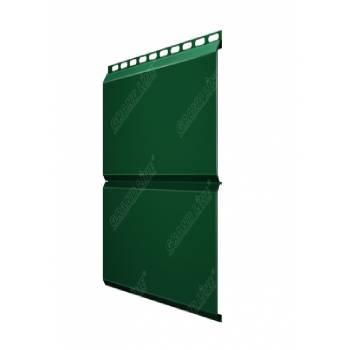 ЭкоБрус 0,345 0,45 PE с пленкой RAL 6005 зеленый мох