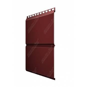 ЭкоБрус 0,345 0,5 Satin RAL 3009 оксидно-красный
