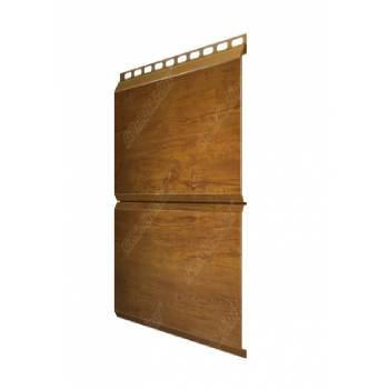 ЭкоБрус 0,345 Grand Line 0,45 Print-double Elite с пленкой Golden Wood